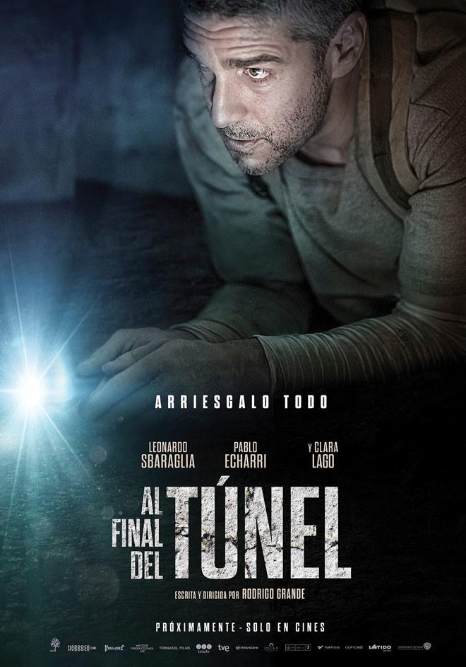 Afiche - Al Final del Tunel