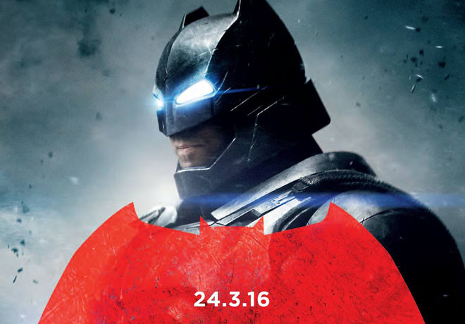 Afiche - Batman vs Superman - El Origen de la Justicia - Batman-