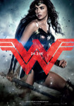 Afiche - Batman vs Superman - El Origen de la Justicia - Wonder Woman