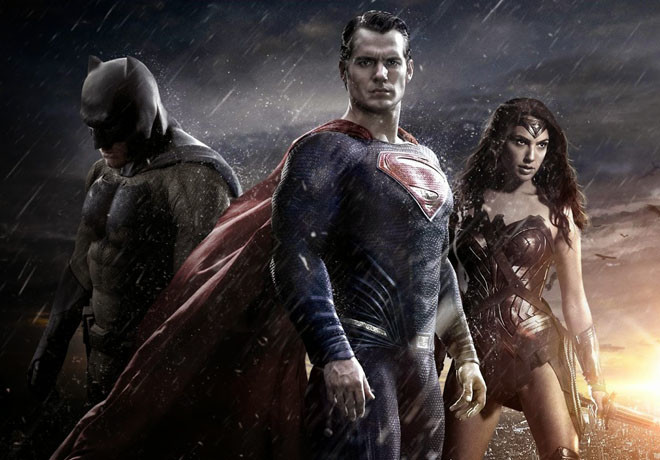 Batman vs Superman - El Origen de la Justicia