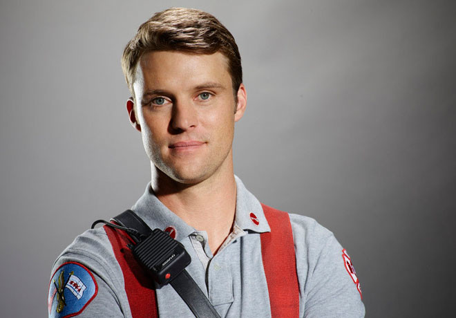 Chicago Fire - Jesse Spencer 1