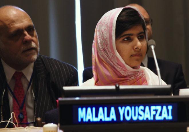 El me nombro Malala