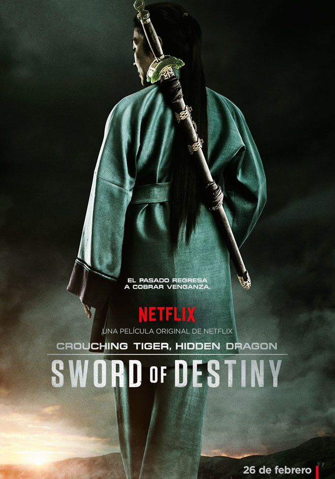 Netflix - Crouching Tiger - Hidden Dragon - Sword of Destiny