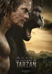 Warner Bros Pictures - La Leyenda de Tarzan - Afiche