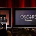 AMPAS - Nominaciones Oscar 1