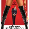 Afiche - 50 Sombras Negras