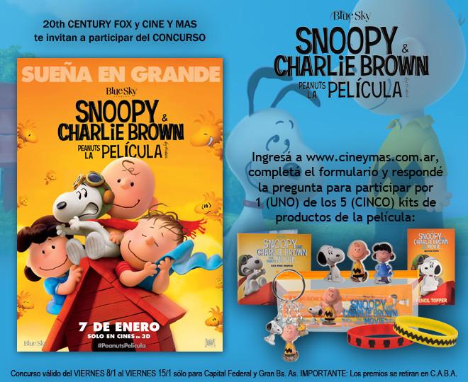 Concurso Snoopy