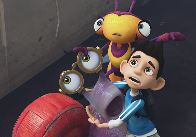 Discovery Kids - Super Insectos