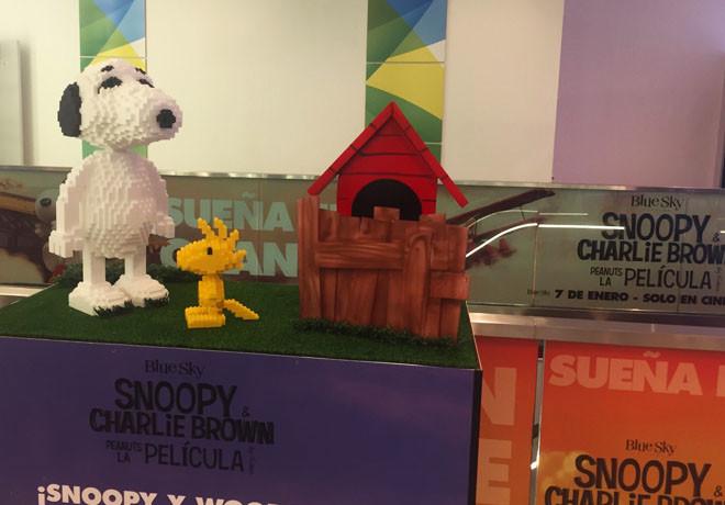 FOX - Snoopy Rasti 1