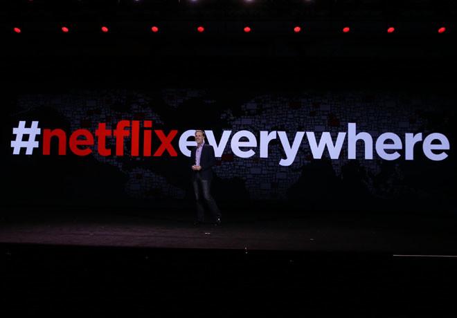 Netflix - Keynote - Reed Hastings - CES