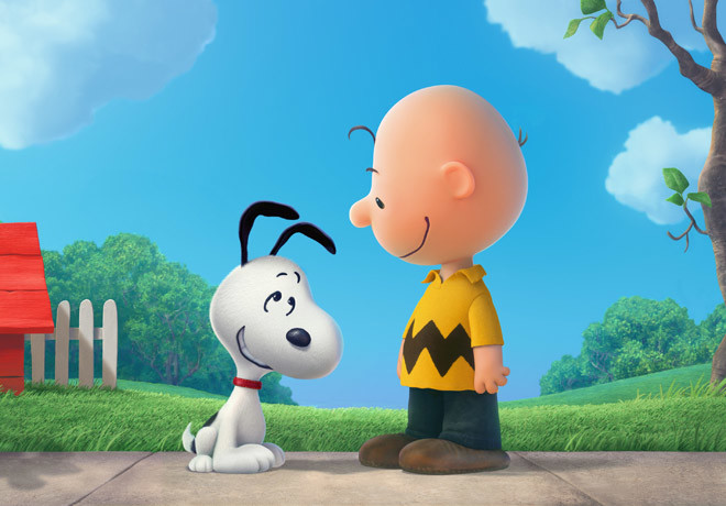 Snoopy y Charlie Brown - Peanuts La Pelicula 1