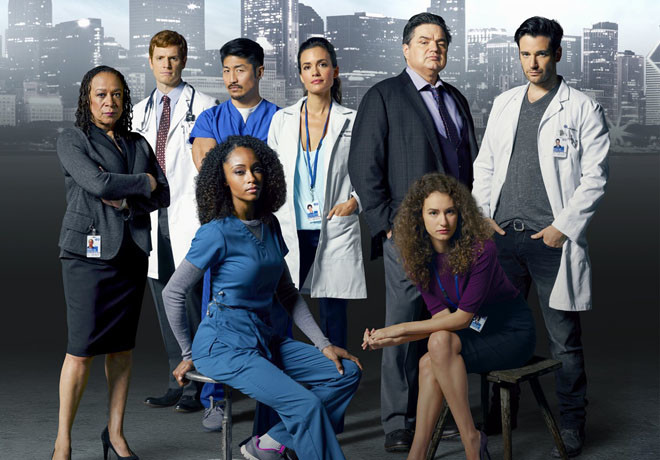 Universal Channel - Chicago Med