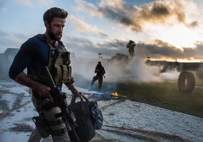 13 Horas- Los Soldados Secretos de Bengasi