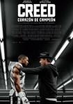 Afiche - Creed - Corazon de Campeon