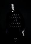 Afiche - Jason Bourne - Teaser