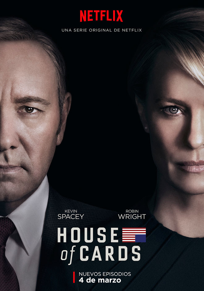 Netflix - House of Cards - Temp 4