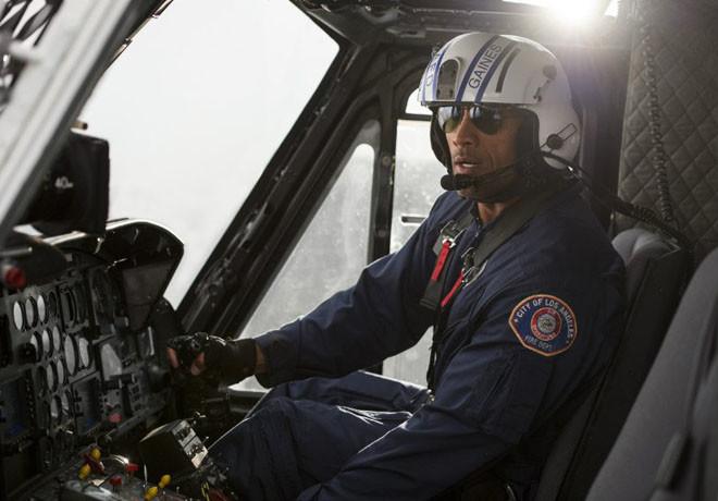 San Andreas 2 - Dwayne Johnson