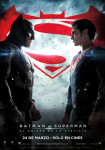 Afiche - Batman vs Superman - El Origen de la Justicia