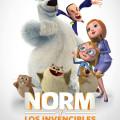 Afiche - Norm y los Invencibles