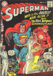 CBS - Supergirl - Comic - Superman 199