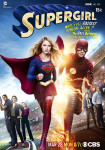 CBS - Supergirl - The Flash - Crossover-