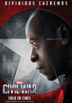 Capitan America - Civil War - War Machine