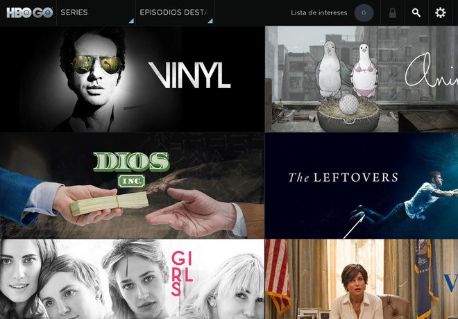 HBO - HBO GO