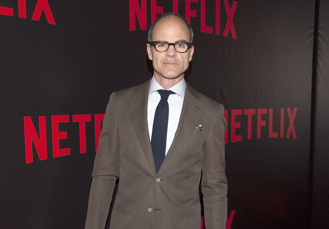 Netflix - Michael Kelly - Buenos Aires - Che Netflix - House of Cards