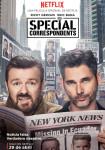 Netflix - Special Correspondents - Afiche - Key Art