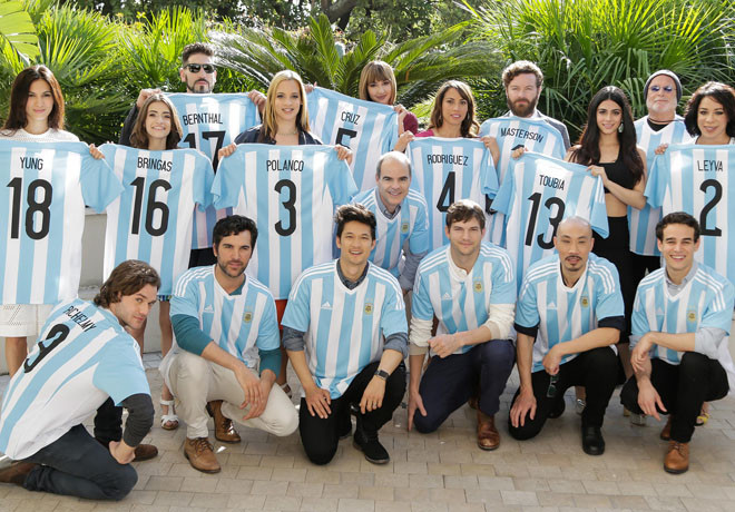 Netflix - Talentos en Argentina