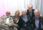 Pantalla Pinamar - Hector Olivera - Graciela Dufau - Oscar Barney Finn - Hugo Urquijo - Ricardo Wullicher