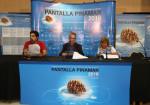 Pantalla Pinamar - Premios Condor 2