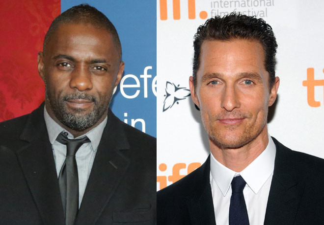 Stephen King - The Dark Tower - Idris Elba - Matthew McConaughey