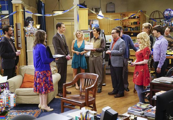 Warner Channel - The Big Bang Theory - Episodio 200