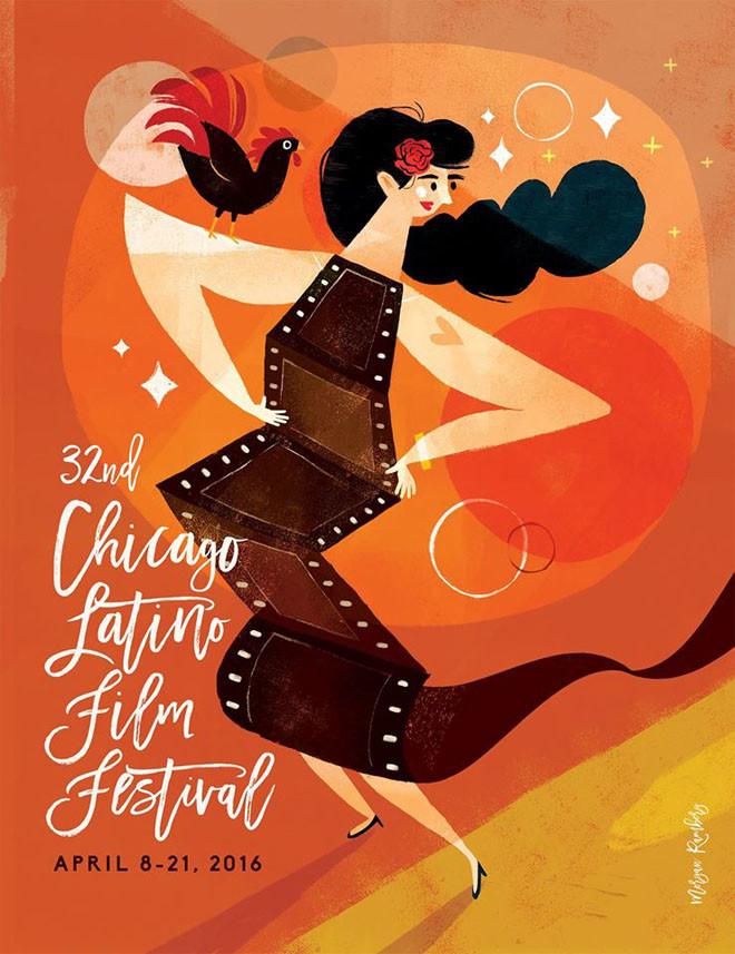 32 Festival de Cine Latino de Chicago 1