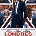 Afiche - Londres Bajo Fuego