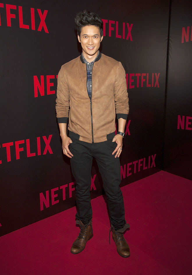Netflix - Harry Shum Jr - Crouching Tiger Hidden Dragon Sword of Destiny - Shadowhunters