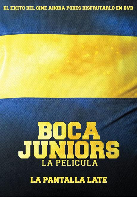Transeuropa - Boca Juniors 3D - La Pelicula