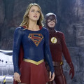 Warner Channel - Crossover Supergirl - The Flash 1-
