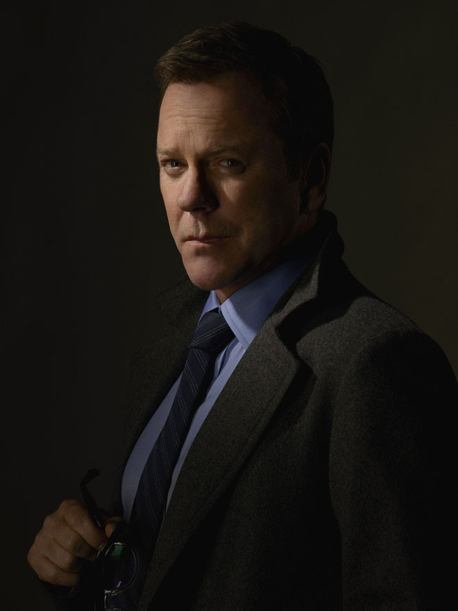 ABC - Designated Survivor - Kiefer Sutherland