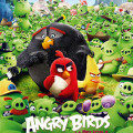 Afiche - Angry Birds La Pelicula