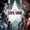 Afiche - Capitan America - Civil War