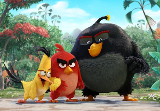 Angry Birds - La Pelicula