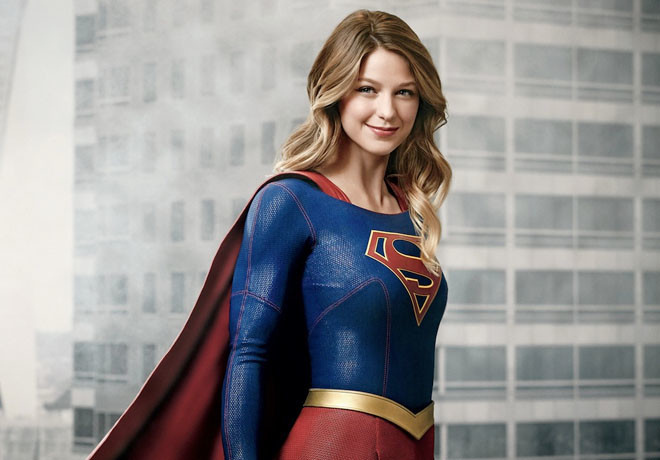 CBS - The CW - Supergirl - Melissa Benoist