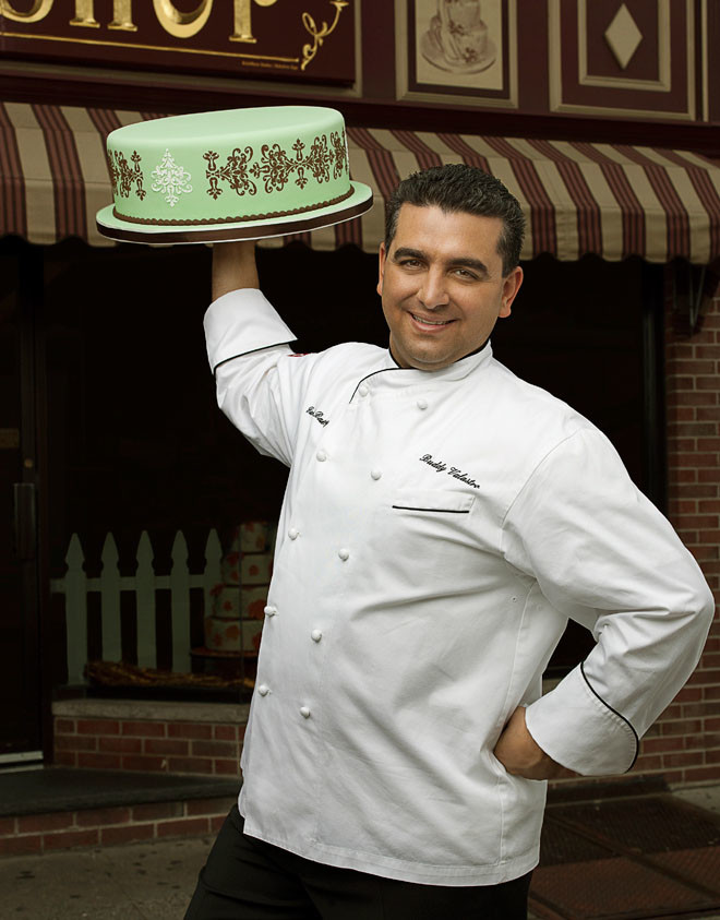 DHH - Cake Boss - Buddy Valastro