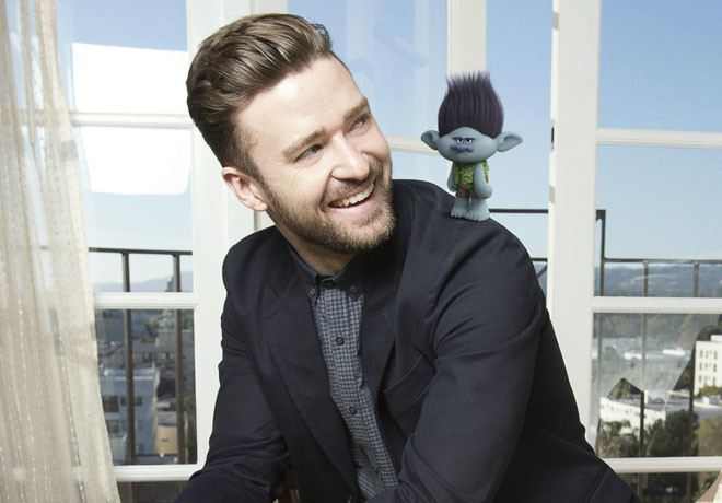Justin Timberlake - Trolls - Cant Stop the Feeling 1