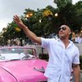 Rapido y Furioso 8 - Vin Diesel - Cuba