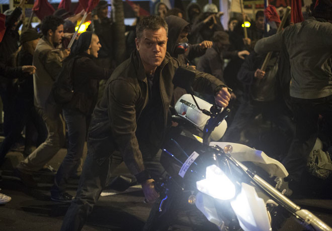 UIP - Jason Bourne 1