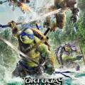 Afiche - Tortugas Ninja 2 - Fuera de las Sombras
