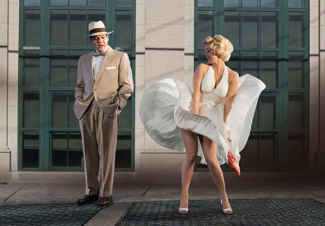Lifetime - La Vida Secreta de Marilyn Monroe 1